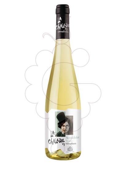 Foto La Chalada Semidulce vino blanco
