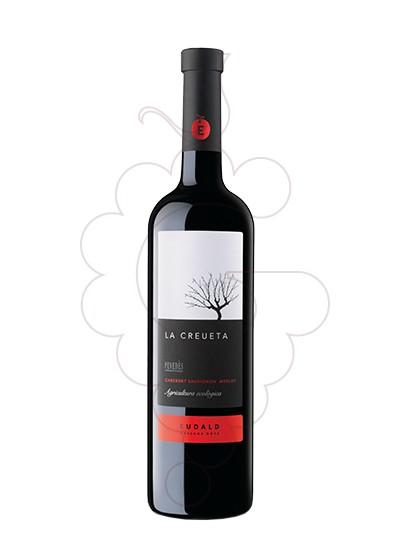Foto La Creueta vino tinto