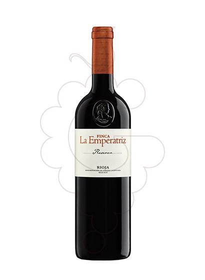 Foto Finca La Emperatriz Reserva vino tinto