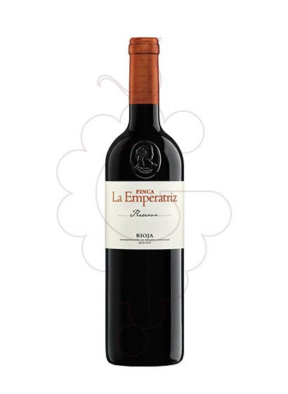 Foto Finca La Emperatriz Reserva Jeroboam vino tinto