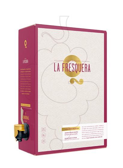Foto La Fresquera Rosado Bag in Box vino rosado