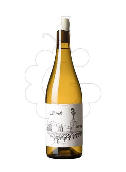 Foto La Salada l'Ermot vino blanco