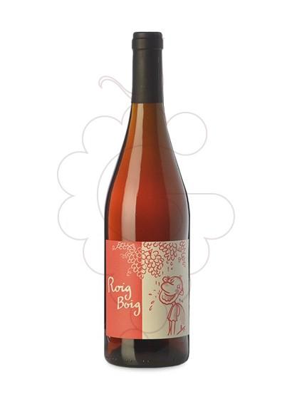 Foto La Salada Roig Boig vino rosado