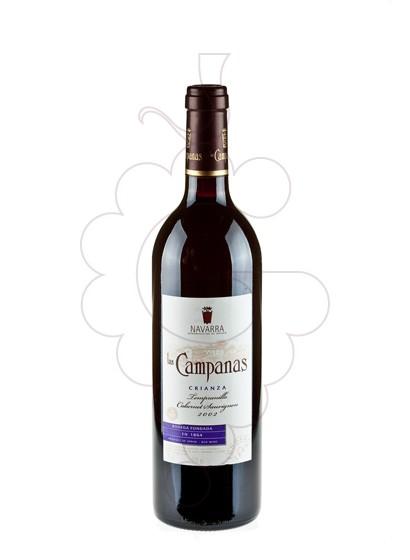 Foto Las Campanas Crianza vino tinto
