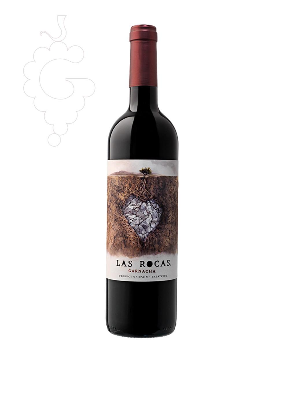 Foto Las Rocas Garnatxa vino tinto