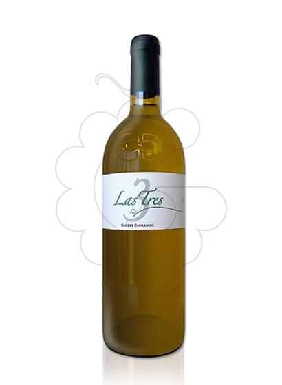 Foto Chozas Carrascal Las Tres vino blanco