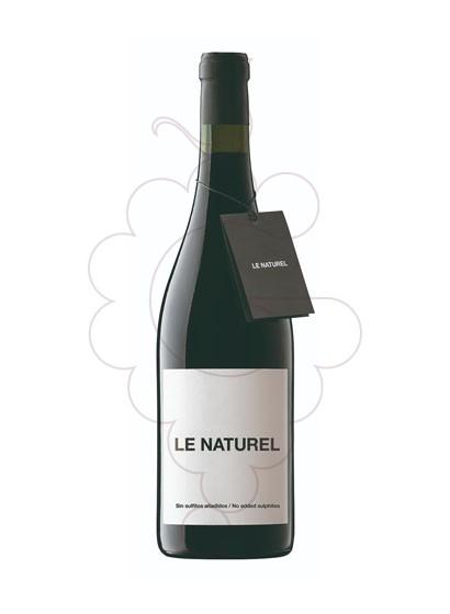Foto Le Naturel vino tinto