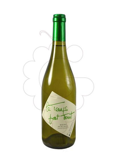 Foto Le Temps Fait Tout Blanco vino blanco