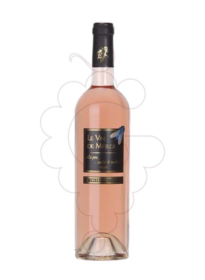 Foto Le Vin de Merde Rosado vino rosado