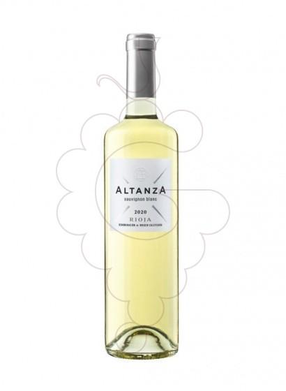 Foto Lealtanza Blanc vino blanco