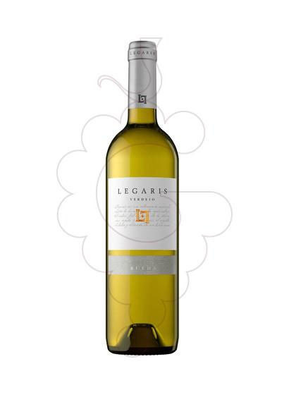 Foto Legaris Blanc Verdejo vino blanco