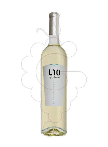 Foto Leo Blanc Torrontes vino blanco