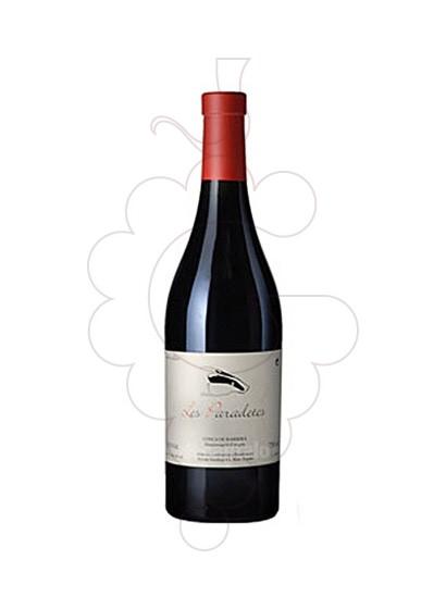 Foto Les Paradetes  vino tinto