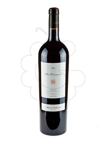 Foto Les Terrasses Magnum vino tinto