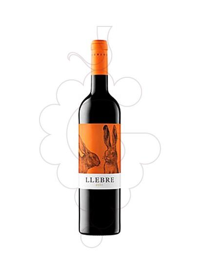 Foto Llebre  vino tinto
