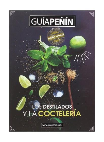 Foto Librería Guía Peñín los Destilados y la Coctelería