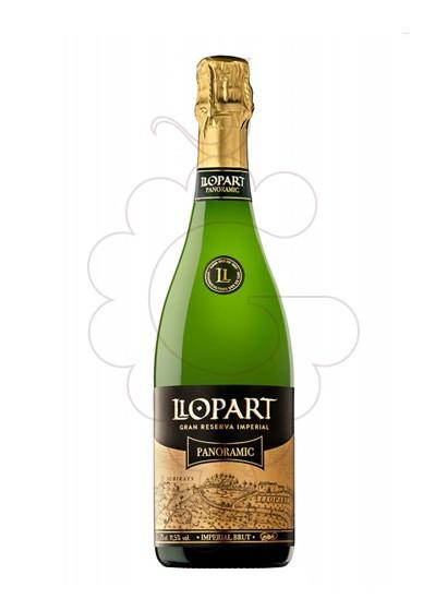Foto Llopart Panoramic Imperial Brut vino espumoso