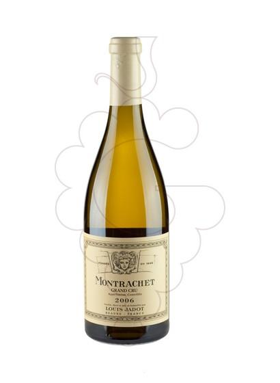 Foto L. Jadot Montrachet Grand Cru vino blanco