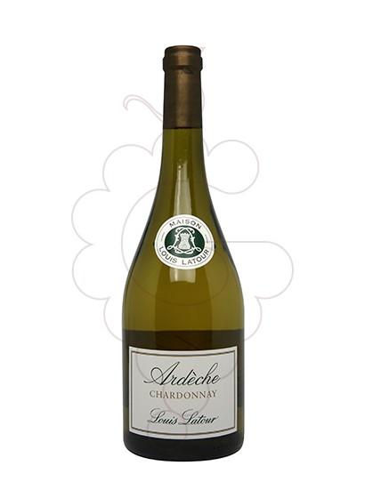 Foto Louis Latour Ardèche Chardonnay vino blanco