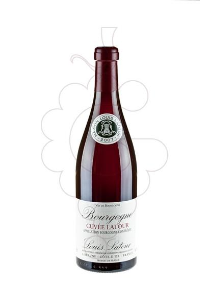 Foto Louis Latour Cuvée vino tinto