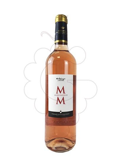 Foto M M Rosado vino rosado