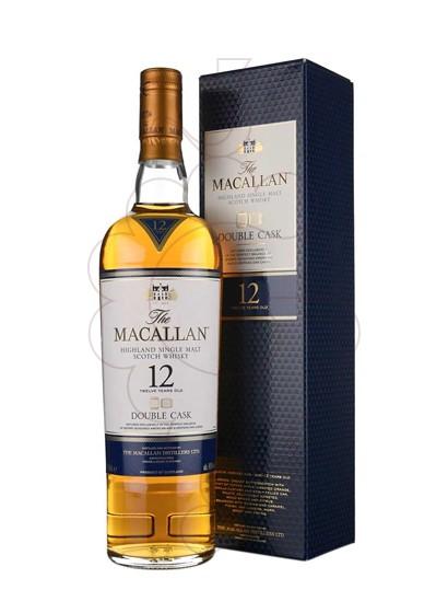 Foto Whisky Macallan Double Cask 12 Años