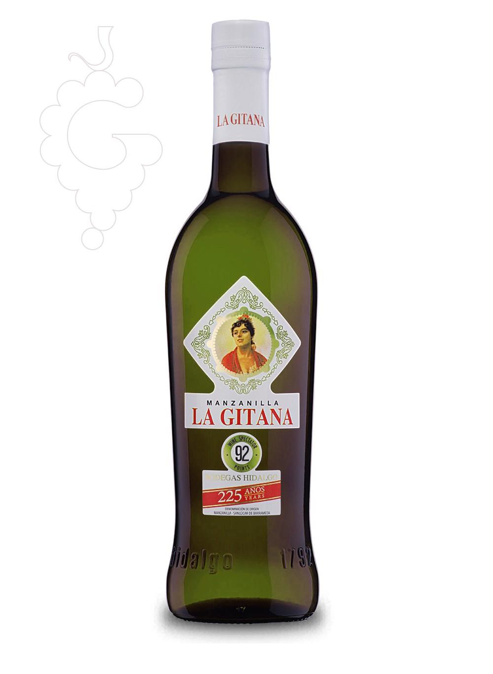 Foto Manzanilla la Gitana vino generoso