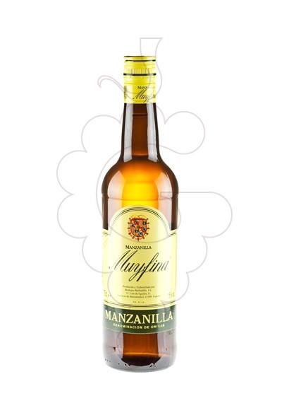Foto Manzanilla muy fina vino generoso