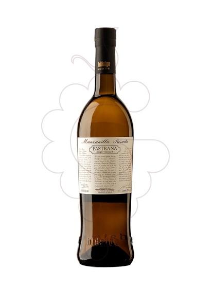 Foto Manzanilla Pastrana Pasada vino generoso