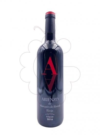 Foto Arienzo de Riscal Crianza vino tinto