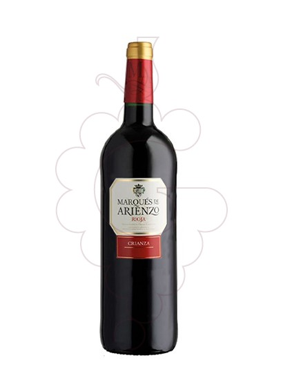 Foto Arienzo de Riscal Crianza Magnum vino tinto