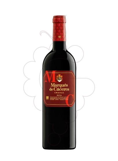 Foto Marques de Caceres Crianza vino tinto
