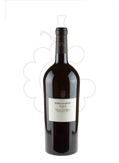 Foto Marques de Griñon AAA Magnum vino tinto