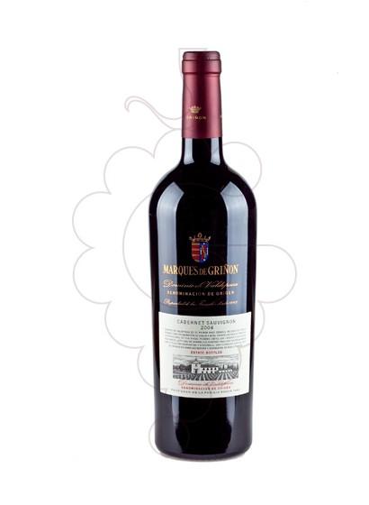 Foto Marques de Griñon Cabernet Sauvignon vino tinto