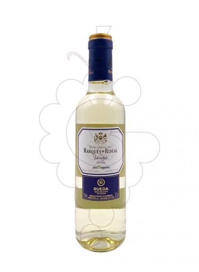 Foto Marques de Riscal Blanc (mini) vino blanco