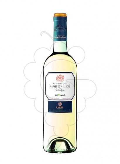 Foto Marqués de Riscal Blanc vino blanco