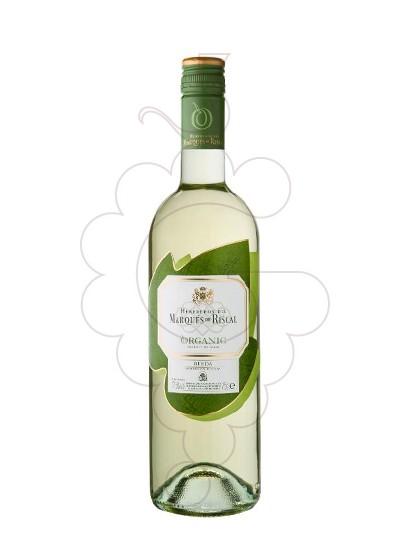 Foto Marqués de Riscal Blanco Organic vino blanco