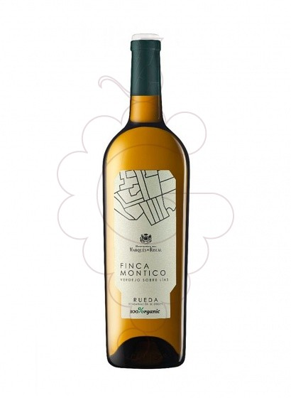 Foto Marqués de Riscal Finca Montico Verdejo vino blanco