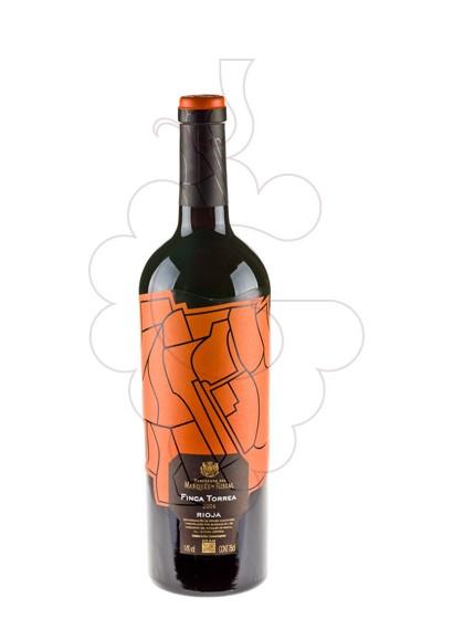 Foto Marqués de Riscal Finca Torrea vino tinto