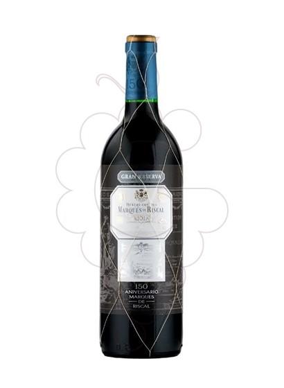 Foto Marqués de Riscal Gran Reserva 150 Aniversario vino tinto