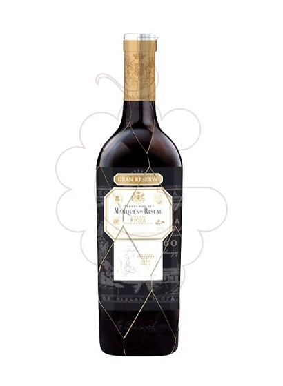 Foto Marques de Riscal Gran Reserva vino tinto