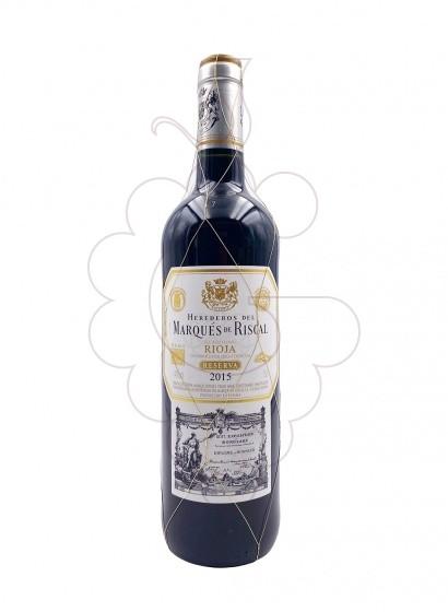 Foto Marqués de Riscal Reserva vino tinto