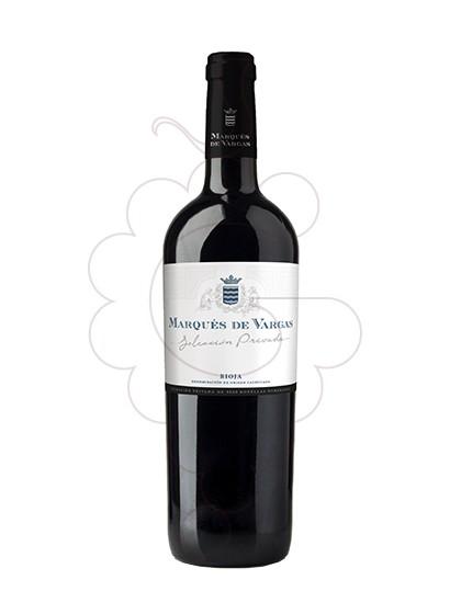 Foto Marques de Vargas Reserva Privada  vino tinto