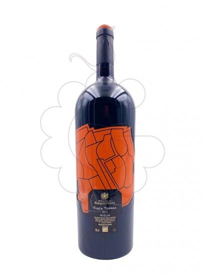 Foto Marqués de Riscal Finca Torrea Magnum vino tinto