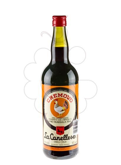 Foto Marsala La Canellese Cremovo vino generoso