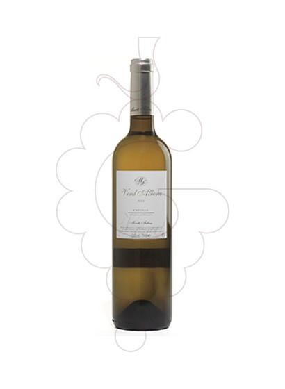 Foto Marti Fabra Verd Albera vino blanco