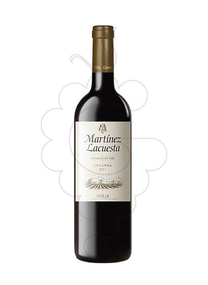 Foto Martinez Lacuesta Crianza vino tinto