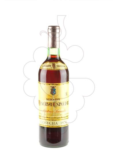 Foto Martinez Lacuesta Reserva Especial 1970 vino tinto