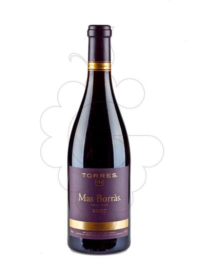 Foto Mas Borras vino tinto
