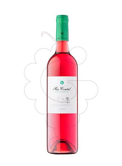 Foto Mas Comtal Rosat Merlot vino rosado
